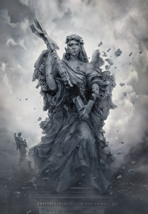 """Гафические работы """"Michaelo - digital artist"""""""