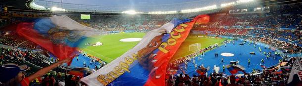 Видео-презентация России к FIFA World Cup 2018